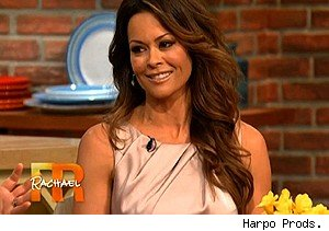 Brooke Burke on 'Rachael Ray'