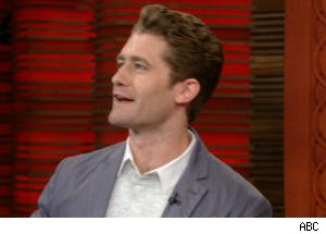 Matthew Morrison Dispels Rumors He's Leaving 'Glee'