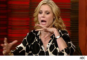 Julie Bown of 'Modern Family' on 'Live With Regis and Kelly'