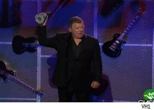 William Shatner, 'The 3rd Annual Revolver Golden God Awards'