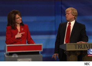 Tina Fey & Darrell Hammond, 'Saturday Night Live'