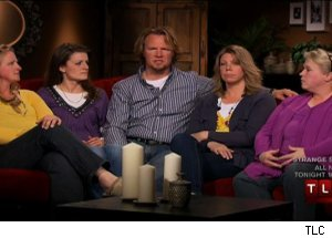 The Browns, 'Sister Wives'