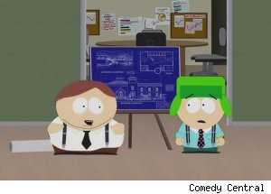 'South Park' - 'Crack Baby Athletic Association'