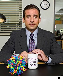 Steve Carell, 'The Office'
