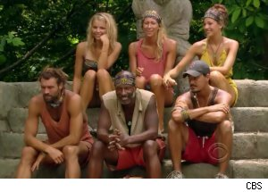 Ometepe Six, 'Survivor: Redemption Island'