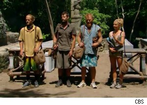 'Survivor: Redemption Island'