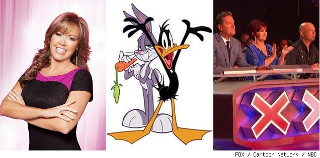 'So You Think You Can Dance' / 'The Looney Tunes Show' / 'America's Got Talent'