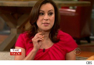Jennifer Tilly on 'The Talk'