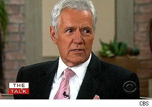 Alex Trebek on 'The Talk'