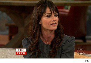 Robin Tunney on 'The Talk'
