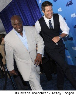 Michael Clarke Duncan, Geoff Stults, The Finder, Fox