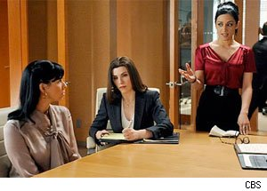 The Good Wife, Getting Off Recap