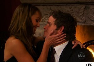 Ashley Hebert &amp; Bentley Williams, 'The Bachelorette'