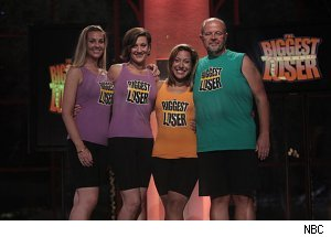 Final Four, 'The Biggest Loser: Couples 4'
