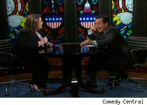 Amy Kremer, 'The Colbert Report'