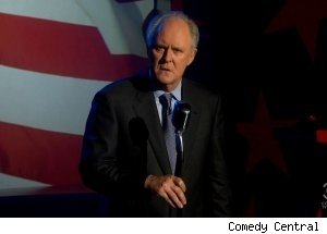 John Lithgow, 'The Colbert Report'