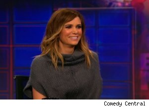Kristen Wiig, 'The Daily Show with Jon Stewart'