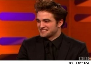 Robert Pattinson, 'The Graham Norton Show'