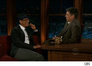 Jeff Goldblum, 'The Late Late Show with Craig Ferguson'
