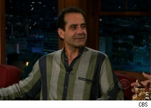 Tony Shalhoub, 'The Late Late Show with Craig Ferguson'