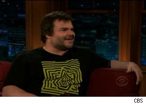 Jack Black, 'The Late Late Show with Craig Ferguson'