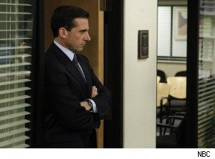Steve Carell in 'The Office' - 'Goodbye, Michael'
