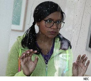 Mindy Kaling as Kelly Kapoor on 'The Office'
