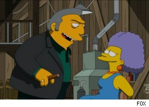 'The Simpsons' - 'The Real Housewives of Fat Tony'