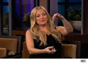 Kate Hudson, 'The Tonight Show with Jay Leno'
