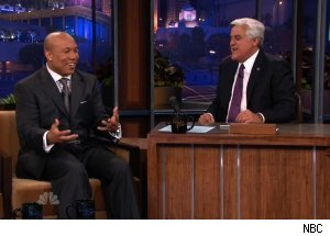 Hines Ward, 'The Tonight Show with Jay Leno'