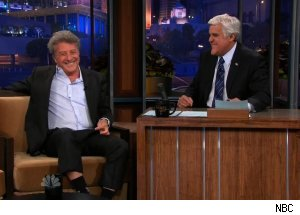 Dustin Hoffman, 'The Tonight Show with Jay Leno'