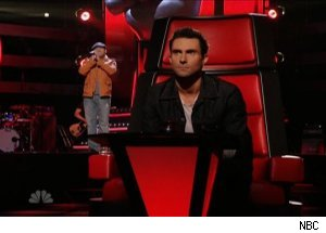 Adam Levine, 'The Voice'