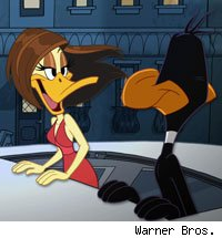 Tina and Daffy