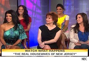 'Real Housewives of New Jersey' on 'Today'