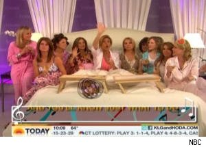 Kathie Lee and Hoda Throw a Pajama Party on 'Today'