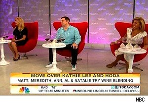 Wine blending on 'Today'