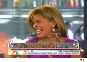 Hoda Sings Shania Twain (Poorly) on 'Today'