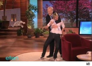 Ellen DeGeneres Shares Montage of Unlucky Moments