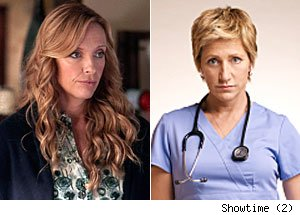 United States of Tara, Nurse Jackie