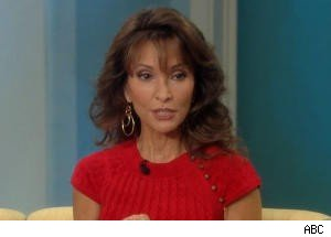 Susan Lucci Reveals Erica Kane's Kidnapper on 'The View'