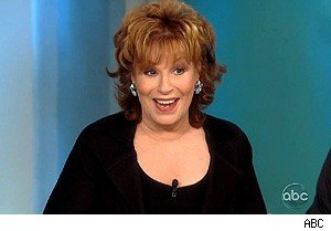 Joy Behar on 'The View'