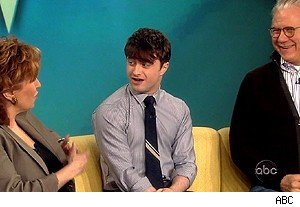 Daniel Radcliffe on 'The View'