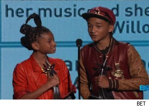 Willow Smith & Jaden Smith, '2011 BET Awards'