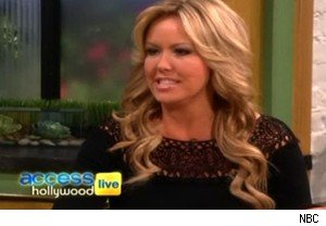 Mary Murphy on 'Access Hollywood Live'