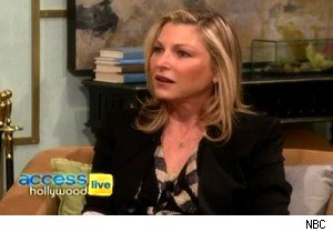 Tatum O'Neal talks about her father Ryan's sense of humor on 'Access Hollywood Live'