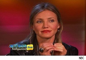 Cameron Diaz talks about her 
