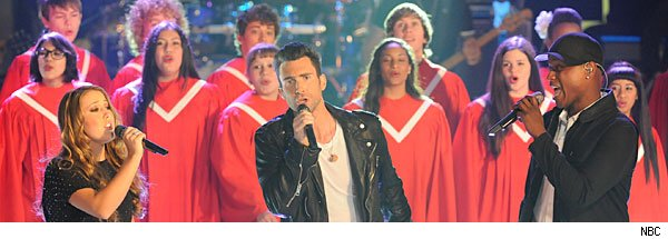 Team Adam on 'The Voice'