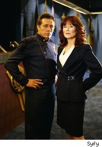 Mary McDonnell Talks 'The Closer,' 'Major Crimes' and the 'Return' of 'Battlestar Galactica'