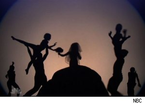 The Silhouettes, 'America's Got Talent'