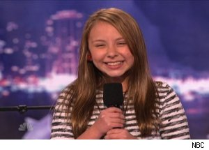 Anna Graceman, 'America's Got Talent'